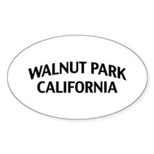 Walnut Park California Decal