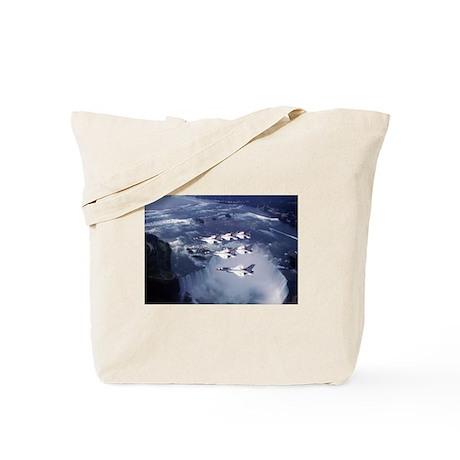 Thunderbirds Niagara Tote Bag