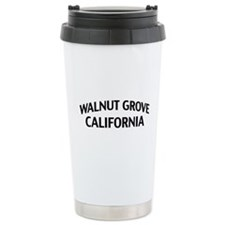 Walnut Grove California Travel Mug