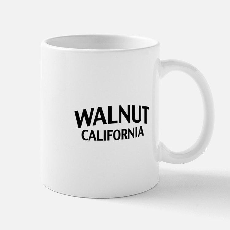Walnut California Mug