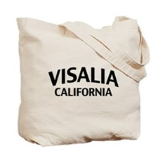 Visalia California Tote Bag