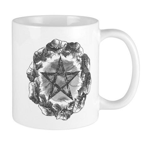 BC Witchcamp Pentacle Mug