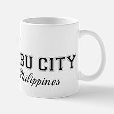 Pinoy Cebu City Philippines Mug