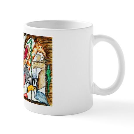 Crowded Ark ~ Mug