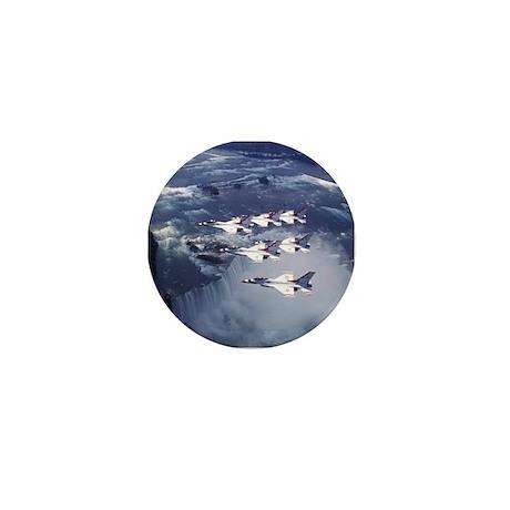 Thunderbirds Niagara Mini Button