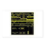 UA 571-C Remote Sentry System Postcards (Package o