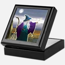 Merlin Keepsake Box