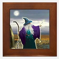 Merlin Framed Tile