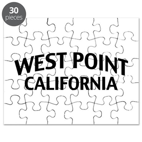 West Point California Puzzle