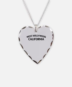 West Hollywood California Necklace