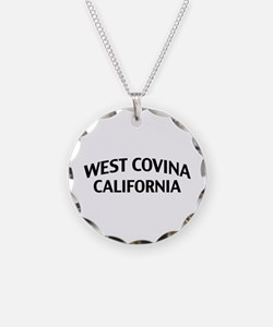 West Covina California Necklace