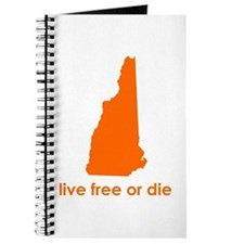 ORANGE Live Free or Die Journal