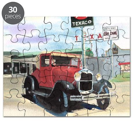 Model A Puzzle