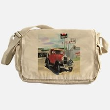 Model A Messenger Bag
