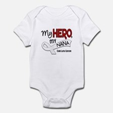 My Hero Lung Cancer Onesie