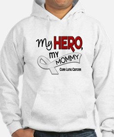My Hero Lung Cancer Hoodie