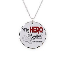My Hero Lung Cancer Necklace