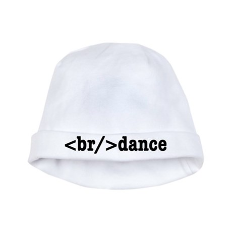 breakdance HTML baby hat
