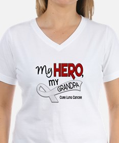 My Hero Lung Cancer Shirt