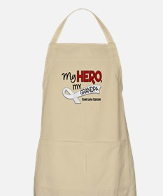 My Hero Lung Cancer Apron