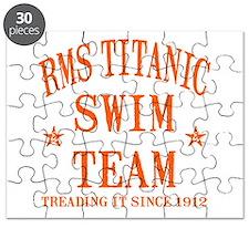 Titanic Swim Team Puzzle
