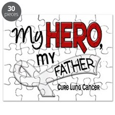 My Hero Lung Cancer Puzzle