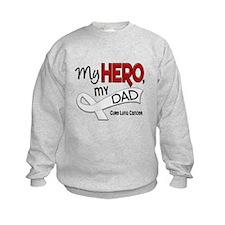 My Hero Lung Cancer Sweatshirt