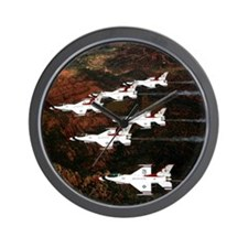 Thunderbirds Sedona Wall Clock