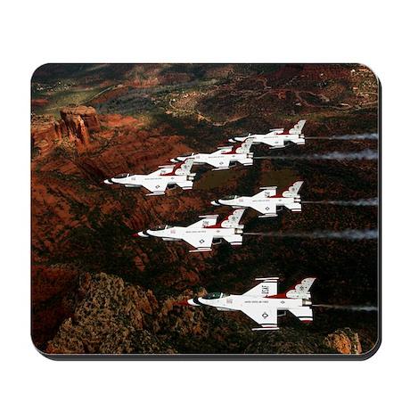 Thunderbirds Sedona Mousepad