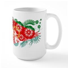 Eritrea Flag Large Mug