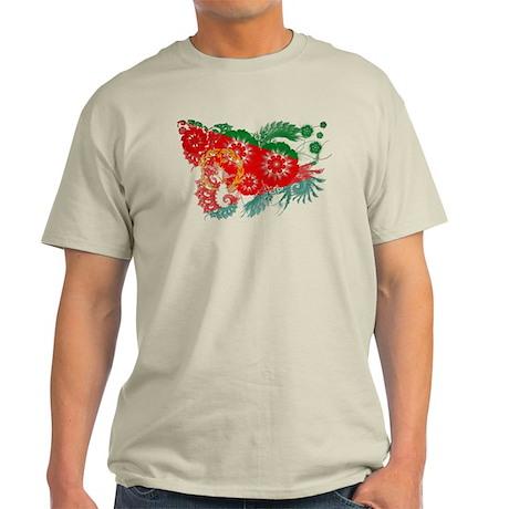 Eritrea Flag Light T-Shirt