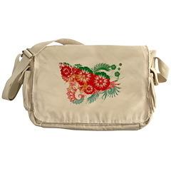 Eritrea Flag Messenger Bag
