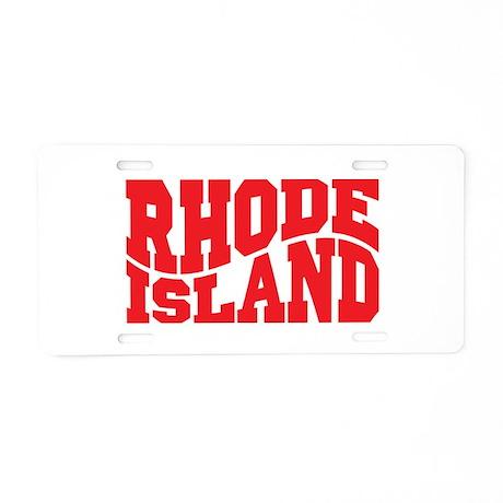 Rhode Island Autism License Plate