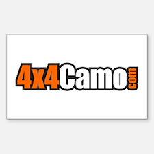 4x4Camo Decal