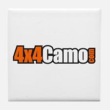 4x4Camo Tile Coaster