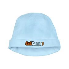 4x4Camo baby hat