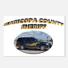 Maricopa Sheriff Postcards (Package of 8)