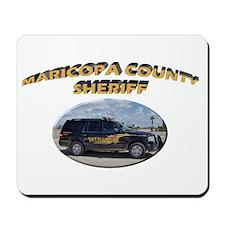 Maricopa Sheriff Mousepad