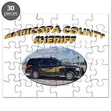 Maricopa Sheriff Puzzle