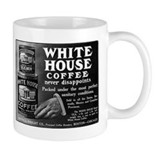 Vintage Coffee Ad Small Mug