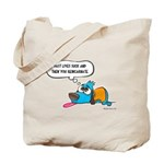 Past Lives Suck Tote Bag