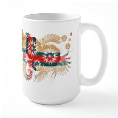 Faroe Islands Flag Mug