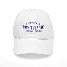 Titanic Baseball Cap