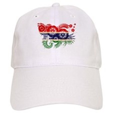 Gambia Flag Cap