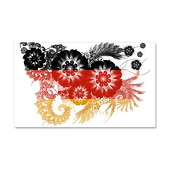 Germany Flag Car Magnet 20 x 12