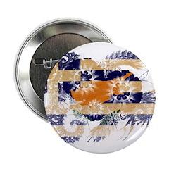 Greek Cyprus Flag 2.25