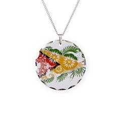 Guyana Flag Necklace