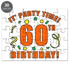 60th Party Time! Puzzle