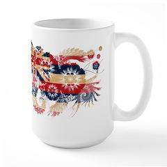 Hawaii Flag Mug