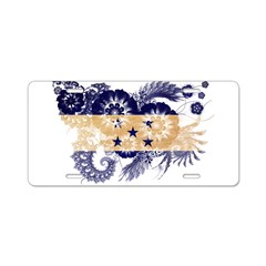 Honduras Flag Aluminum License Plate